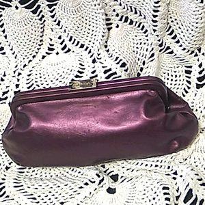 Cabin Klein clutc/makeup bag